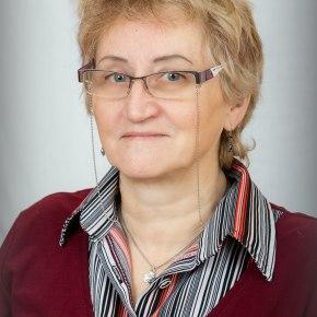 Лисицына Лариса Ремоновна (преподаватель информатики)