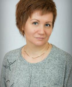 Меркульева Любовь Олеговна